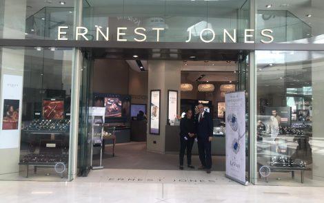 Designer brand, Lucy Quartermaine, launches with prestigious British retailer, Ernest Jones