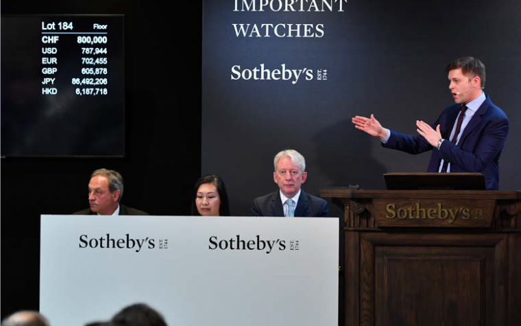 Rolex and Patek Philippe outperform among rare watch investments
