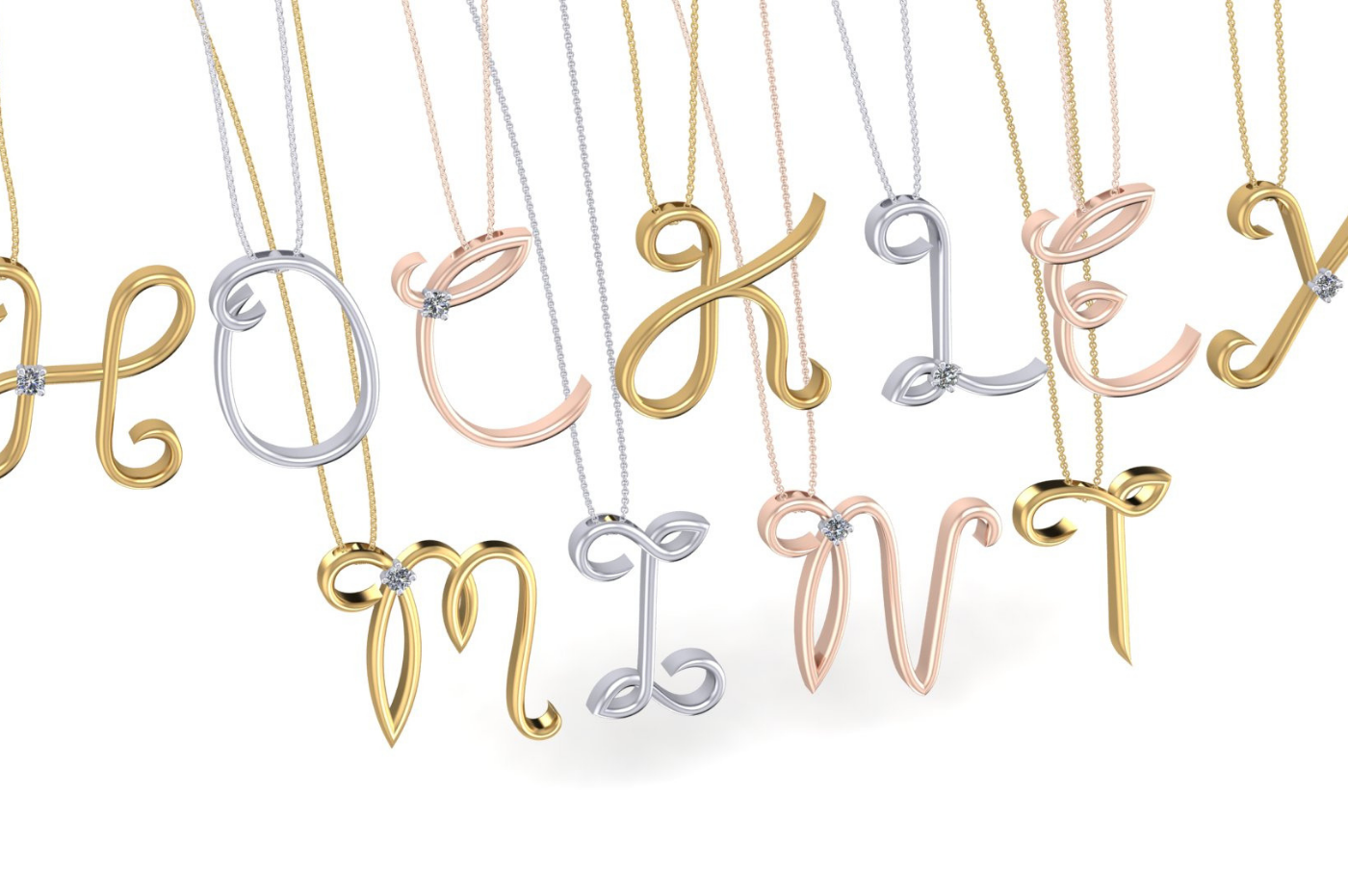 Hockley Mint launches trend-led Initials collection for AW19