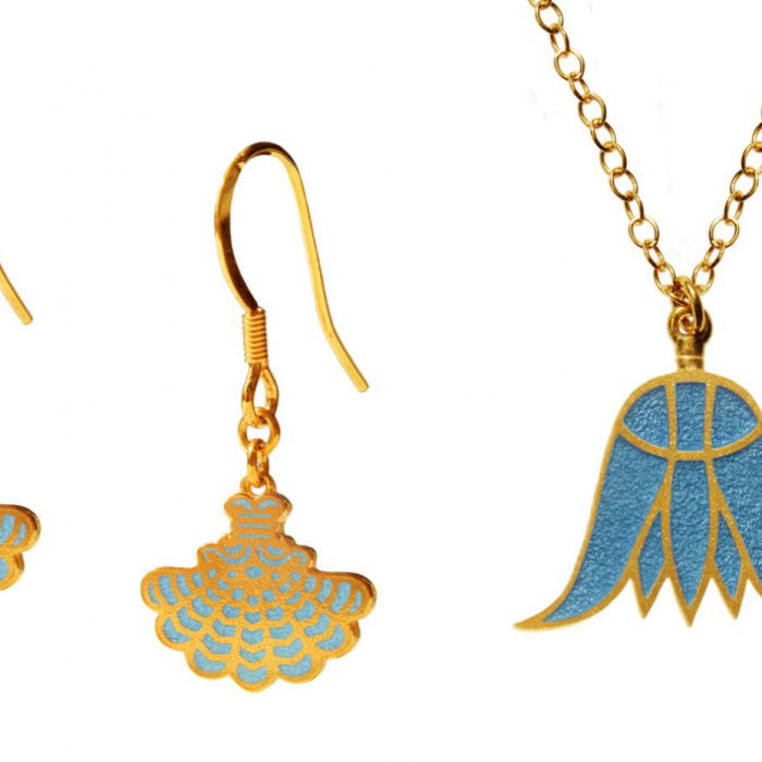 IJL Inspired: Interview with New Designer, Anunnaki Jewels