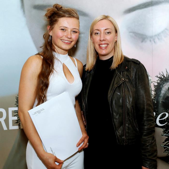 IJL Inspired: Interview with Sofie Maceanruig