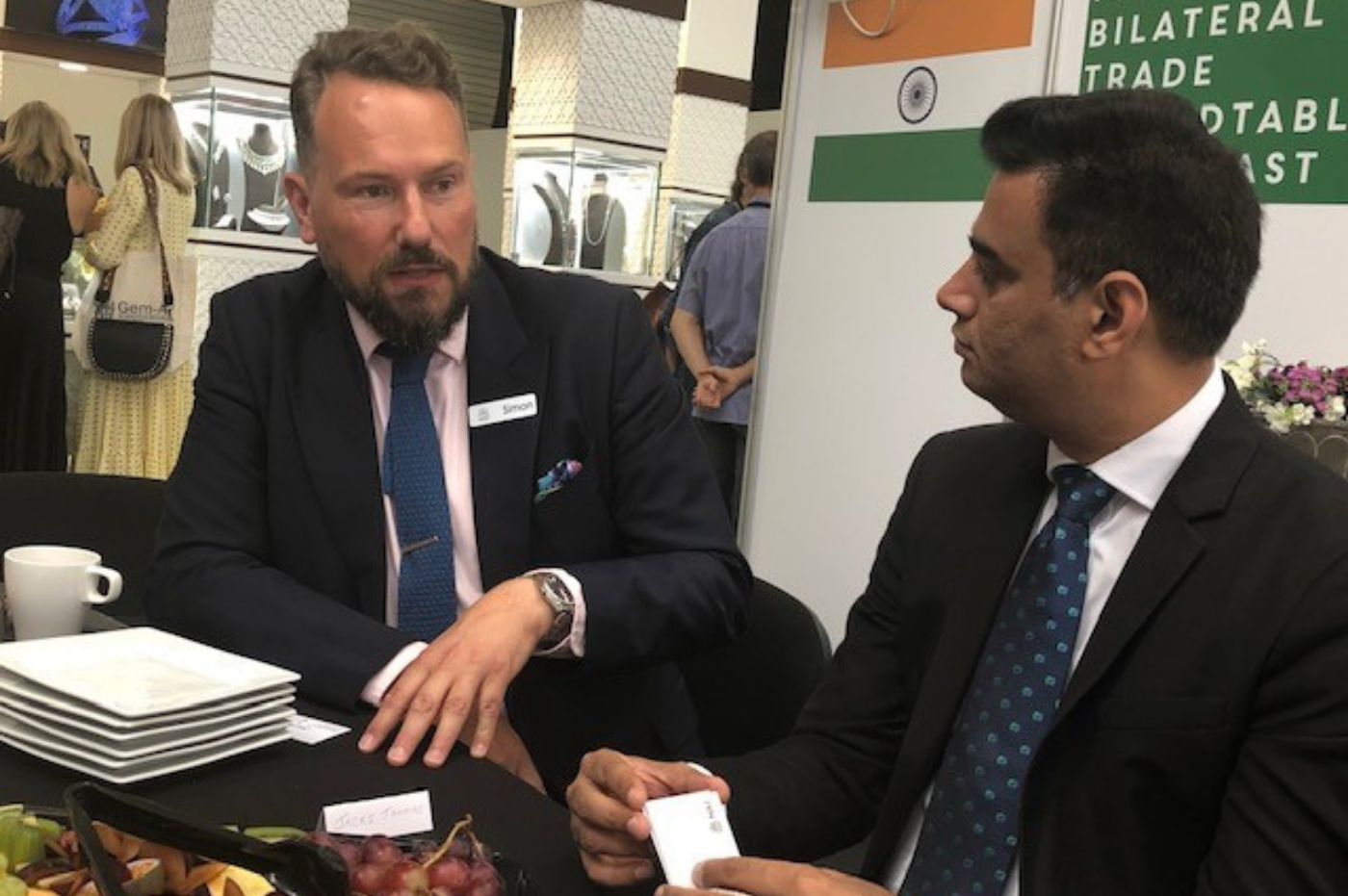 India and UK delegates meet at IJL to explore jewellery trade opportunities