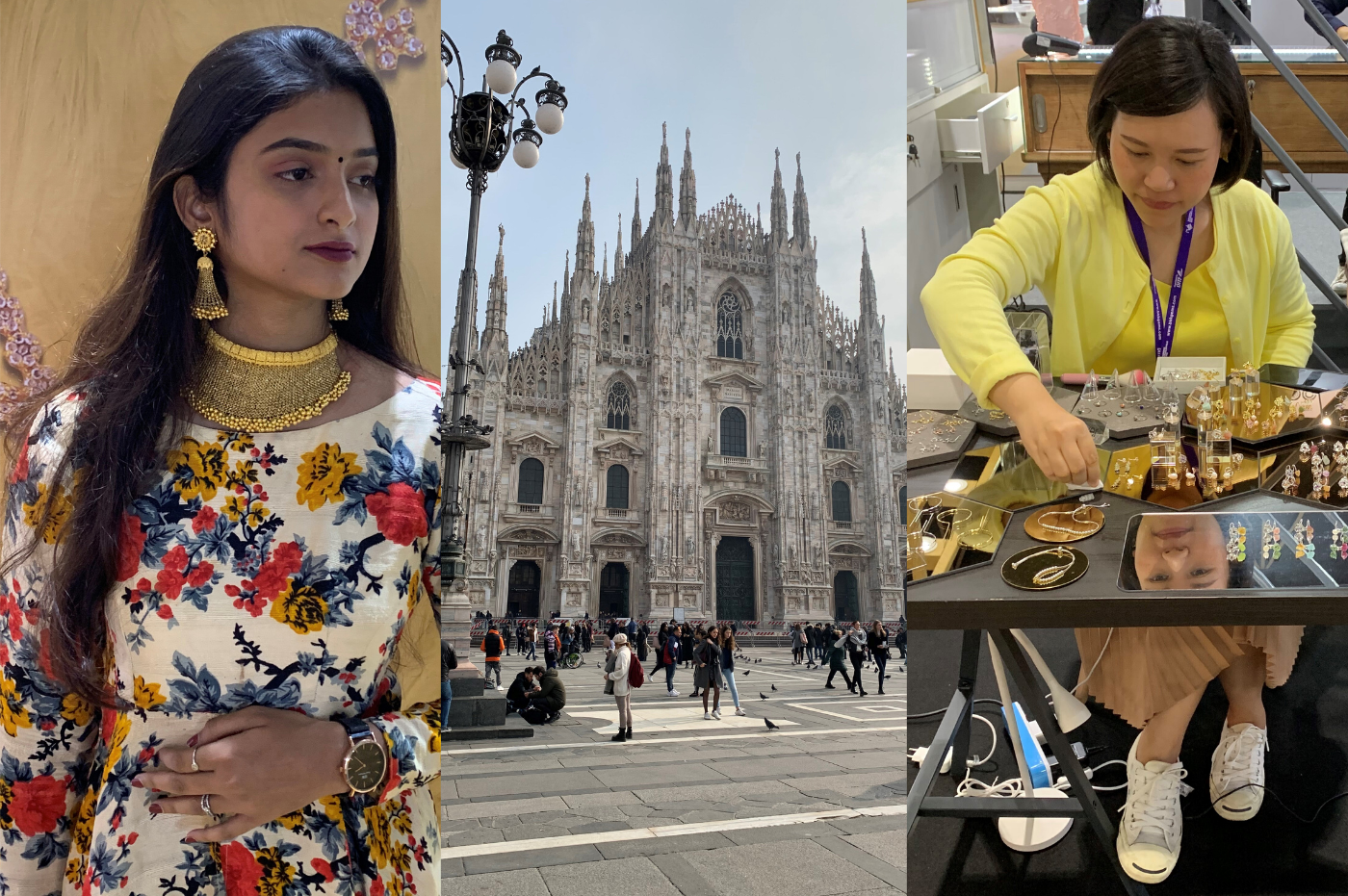 How the Lockdown Has Transformed Jewellery Trade in Italy, India and Thailand