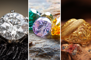 Precious Metals and Gemstones