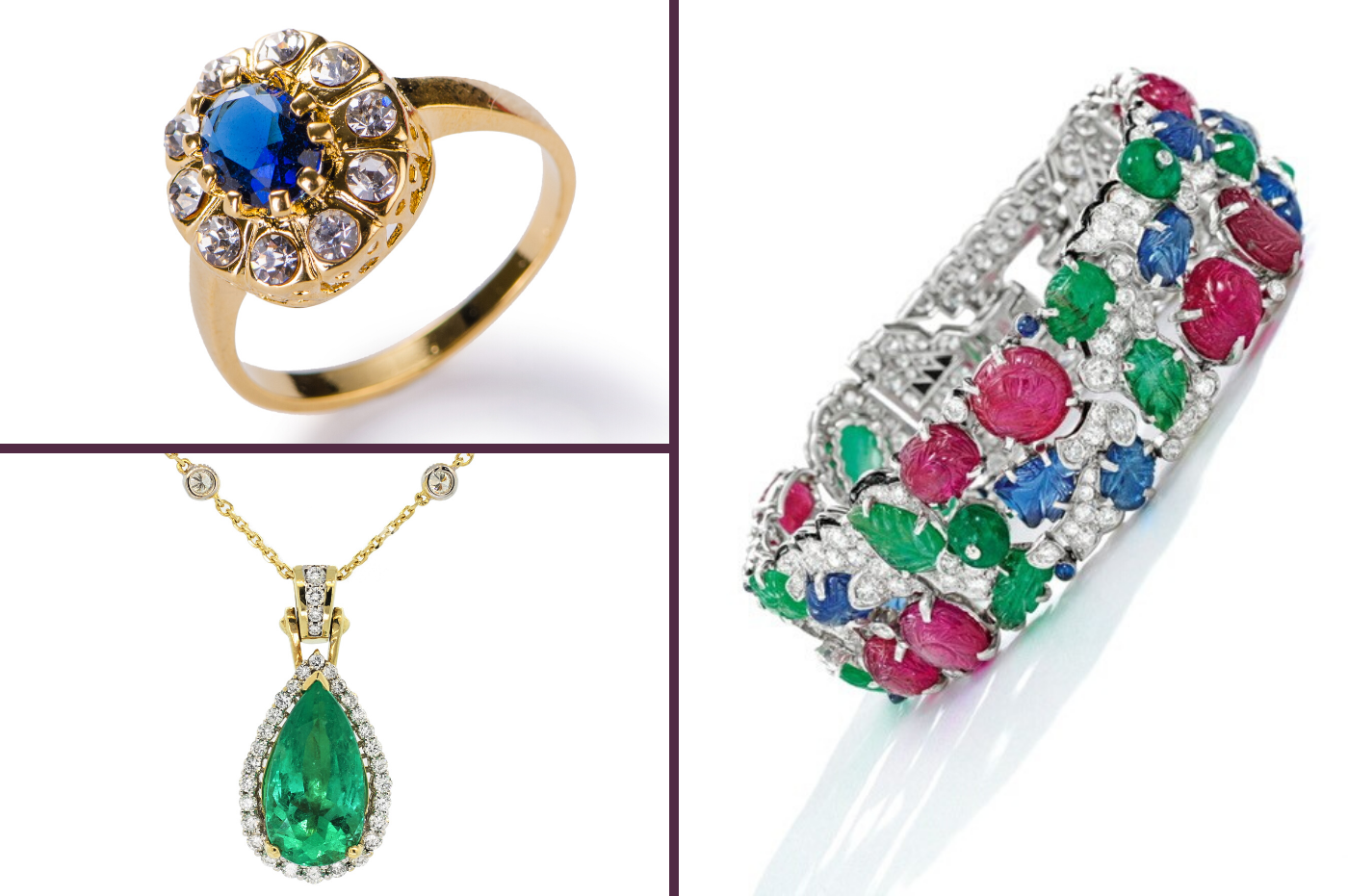 High-Value Jewellery Auctions Market Resilient Through the Emergency