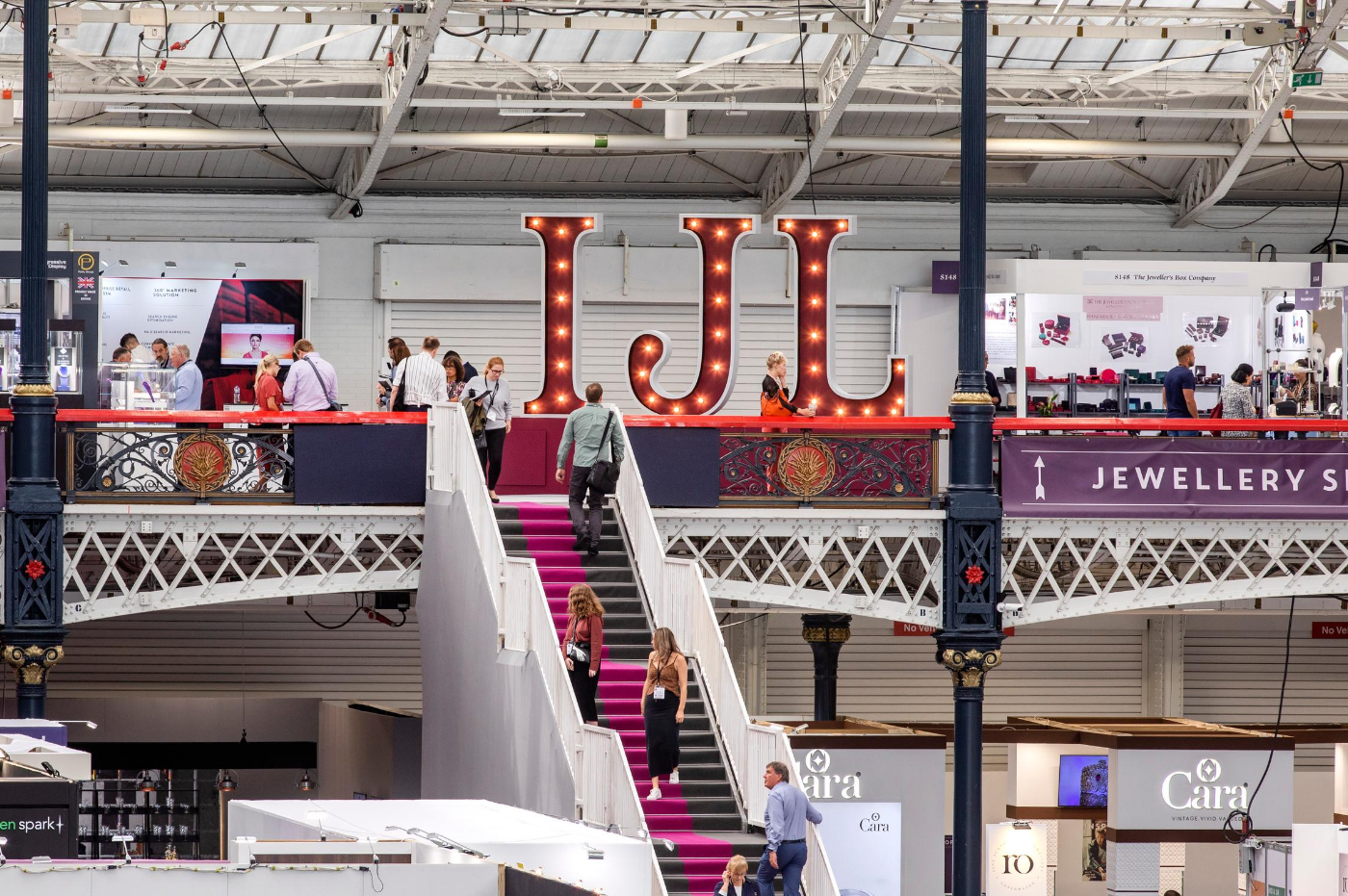 A Statement from Reed Exhibitions – Organisers of International Jewellery London (IJL):